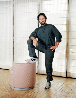 Paul Rudd for Man About Town - 2019 › ph. Caroline Tompkins