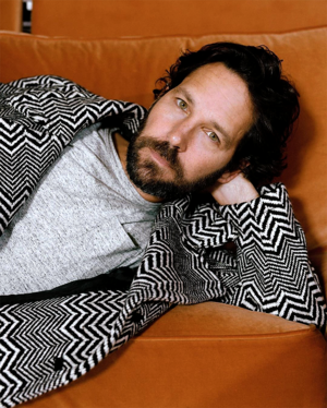 Paul Rudd for Man About Town