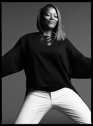 কুইন Latifah - InStyle Photoshoot - 2014