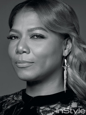 Queen Latifah - InStyle Photoshoot - 2017