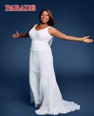 Queen Latifah - Parade Photoshoot - 2010