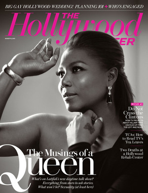 Queen Latifah - The Hollywood Reporter Cover - 2013