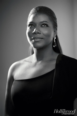 Queen Latifah - The Hollywood Reporter Photoshoot - 2013
