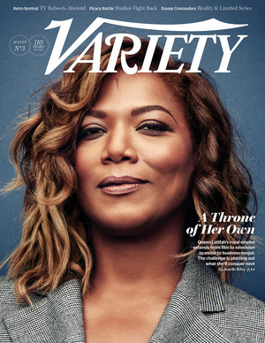 Queen Latifah - Variety Cover - 2015