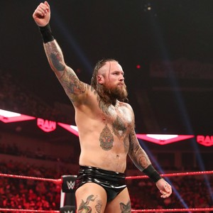 Raw 10/7/19 ~ Aleister Black vs The Singh Brothers