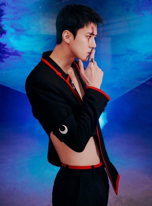 SEHUN <OBSESSION> Concept Teaser Image