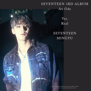 SEVENTEEN 3RD ALBUM AN ODE 'REAL' Version