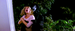 Sarah Michelle Gellar in Scream 2