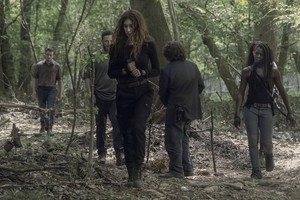 Season 10 ~ First Look ~ Magna and Michonne