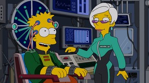 "The Simpsons ~ 25x18 ""Days of Future Future"""