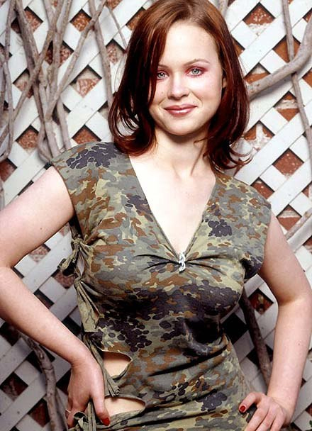 Thora in All I Want for Christmas - Thora Birch Image