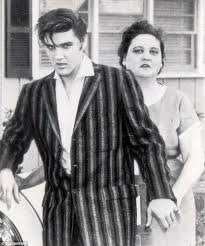 Elvis And His Mother