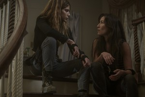 10x04 ~ Silence the Whisperers ~ Magna and Yumiko