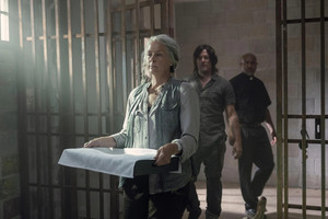 10x07 ~ Open Your Eyes ~ Carol, Daryl and Gabriel