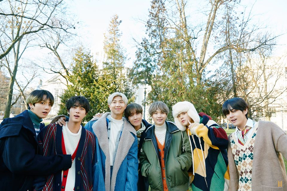 2020 BTS WINTER PACKAGE منظر پیش