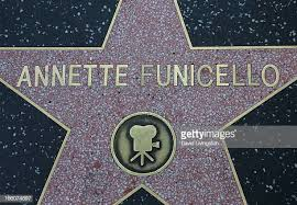 Annette Funnicello তারকা On The Walk Of Fame