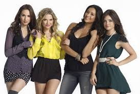 Aria Hanna Spencer and Emily 120