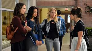 Aria Hanna Spencer and Emily 121