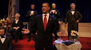 Barack Obama Hall Of Presidents