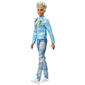Barbie: Princess Adventure - Prince Ken doll