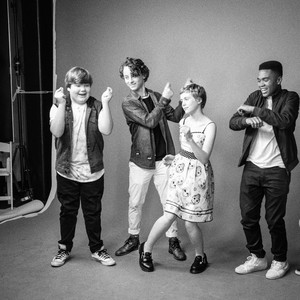 Behind the Scenes ~ Jeremy, Wyatt, Sophia and Chosen