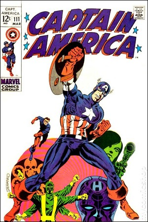 Captain America (1968) no 111