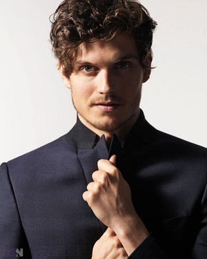 Daniel Sharman - Style Magazine Photoshoot - 2018