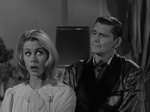 Dick York and Liz --- 1963