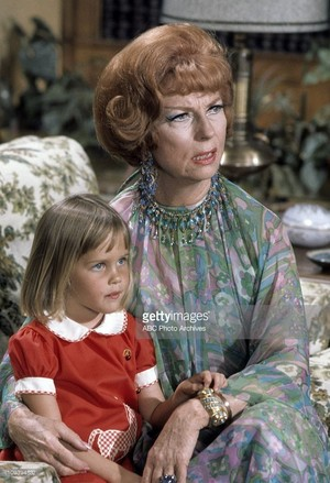 Erin Murphy and Agnes Moorehead