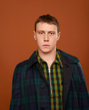 George MacKay - Man About Town Photoshoot - 2019