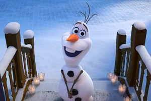 Happy Olaf