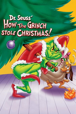 How the Grinch ha rubato, stola Christmas! (1966) Poster