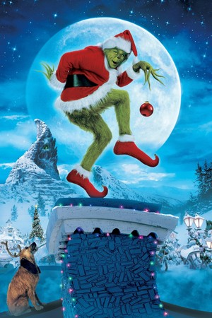 How the Grinch चुरा लिया क्रिस्मस (2000) Poster