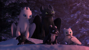 How to Train Your Dragon Homecoming (TV Short 2019)