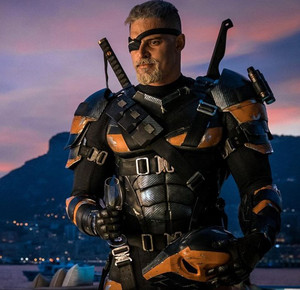 Joe Manganiello as Death Stroke in Justice League