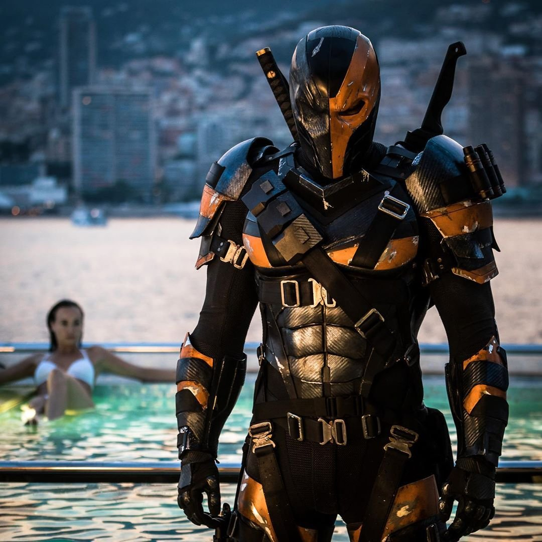 Justice League 2017 Still Death Stroke Justice League Movie Foto 43105336 Fanpop