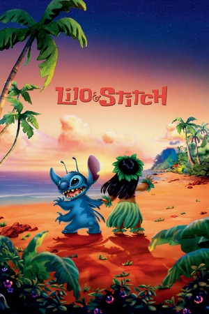 Lilo and Stitch (2002) Poster