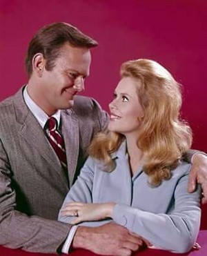 Liz and Dick Sargent