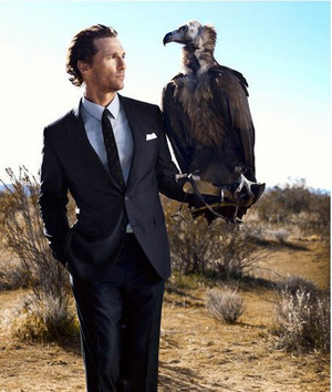 Matthew McConaughey - Esquire Photoshoot - 2011