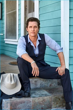 Matthew McConaughey - Esquire Photoshoot - 2016