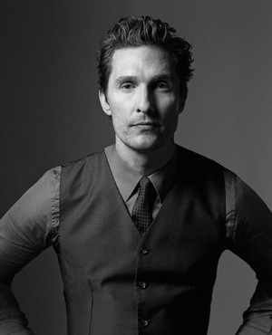 Matthew McConaughey - Icon Magazine Photoshoot - 2015