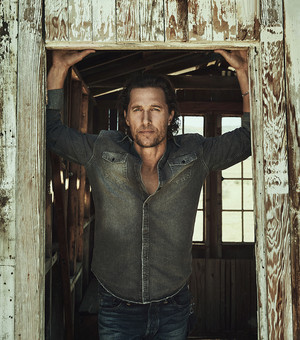 Matthew McConaughey - Men's Journal Photoshoot - 2018