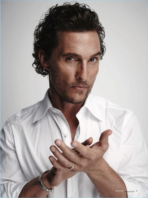 Matthew McConaughey - The Rake Photoshoot - 2017