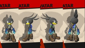 My Sonic Forces Character