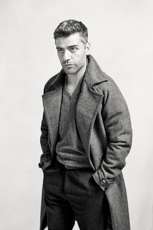 Oscar Isaac - Esquire UK Photoshoot - 2017