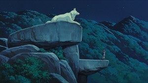Princess Mononoke Обои