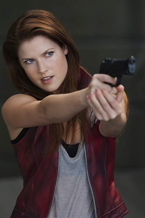 Resident Evil: Afterlife - Claire Redfield