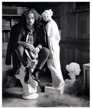 Shia LaBeouf - L'Uomo Vogue Photoshoot - 2012
