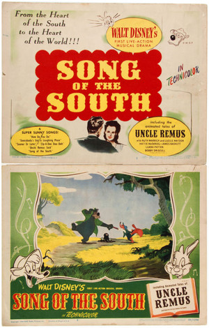 Song of the South (1946) Poster