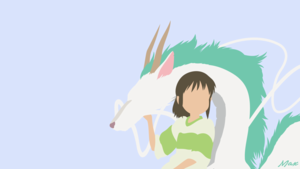 Spirited Away Wallpapers